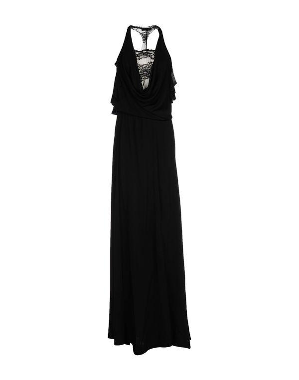 黑色 JO NO FUI 长款连衣裙