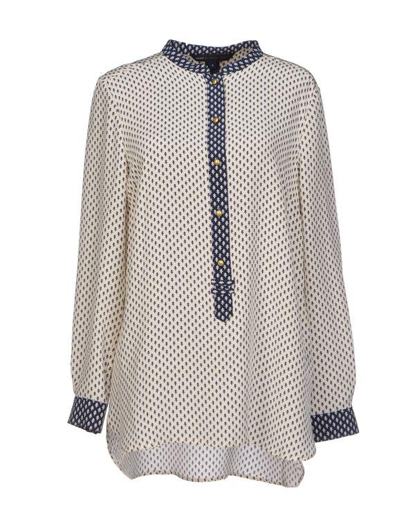 象牙白 MARC BY MARC JACOBS 女士衬衫