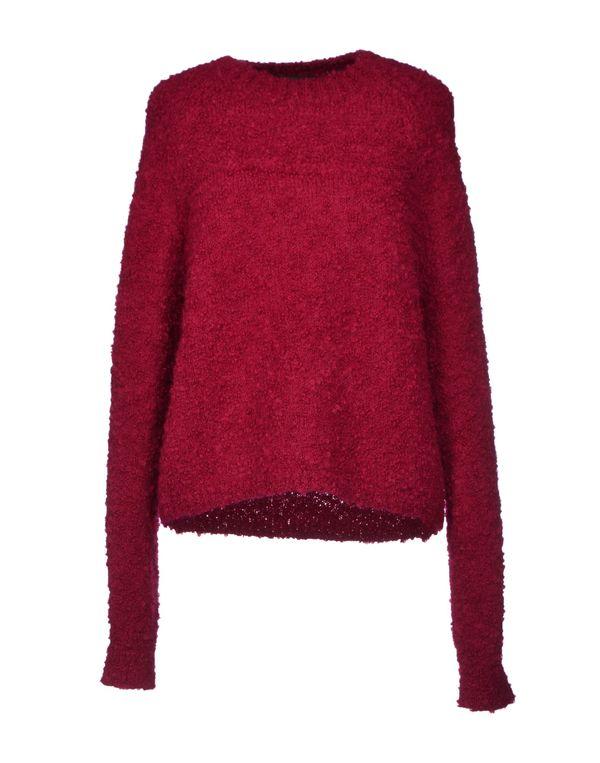 石榴红 ISABEL MARANT 套衫