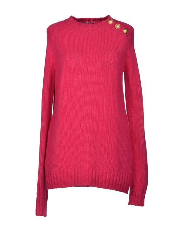 玫红色 BALMAIN 套衫