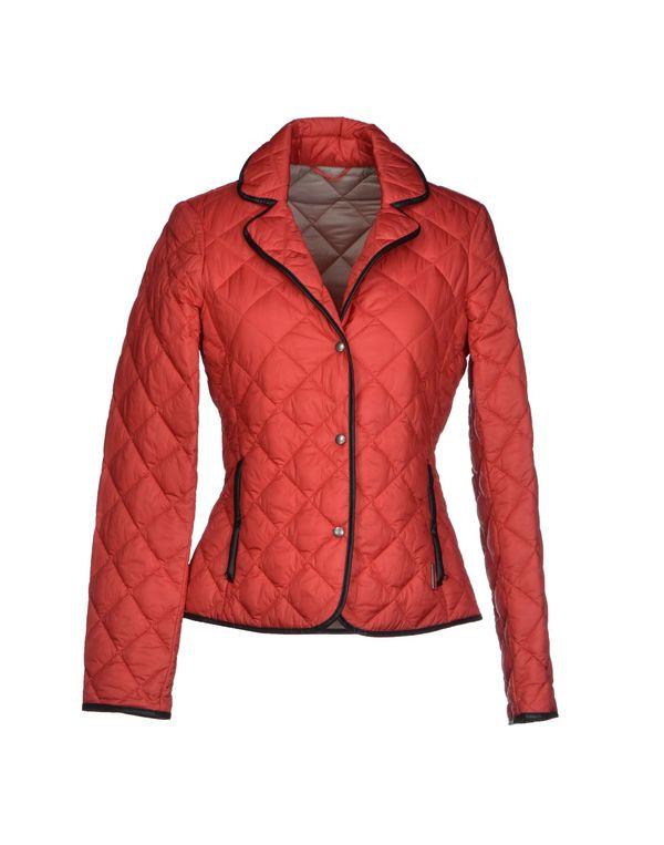 珊瑚红 WOOLRICH 夹克