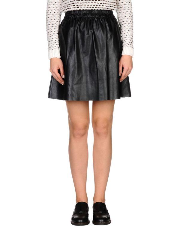 黑色 ESPRIT 及膝半裙