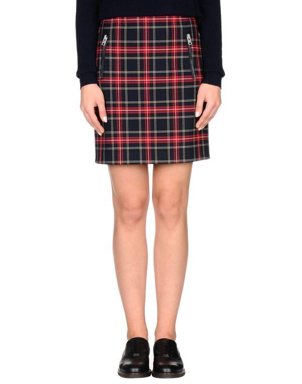深藏青 ESPRIT 及膝半裙
