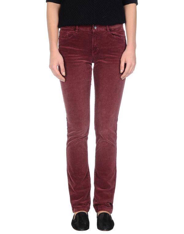 波尔多红 ESPRIT 裤装