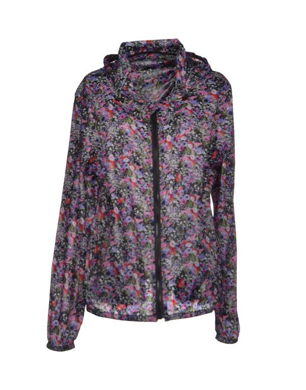 紫色 MSGM 夹克