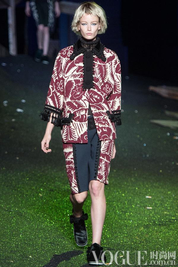 Marc Jacobs2014春夏时装秀
