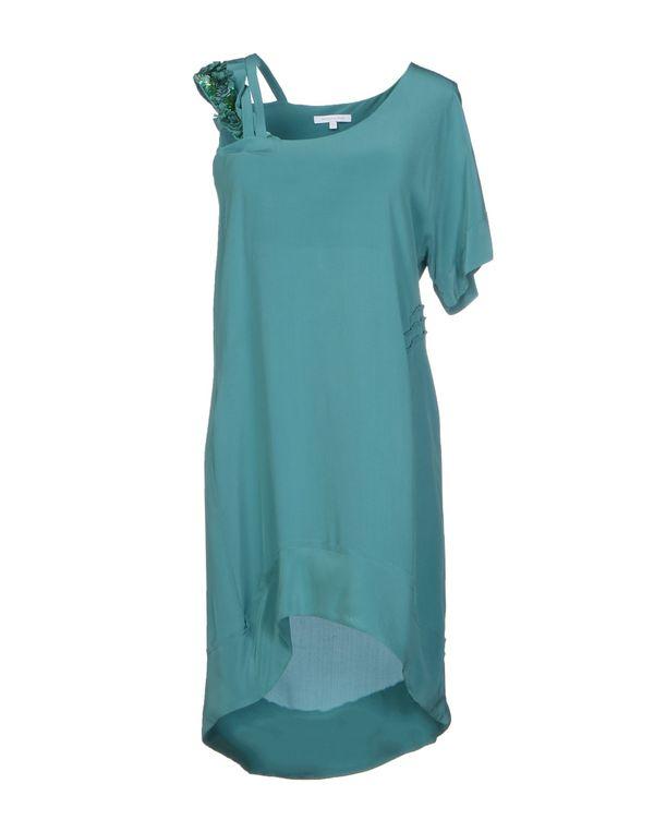 绿色 PATRIZIA PEPE 短款连衣裙