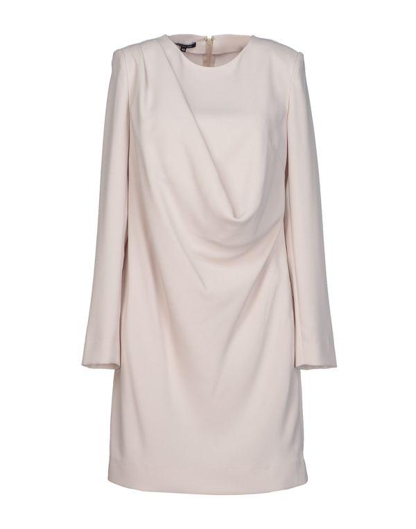 淡灰色 PATRIZIA PEPE 短款连衣裙