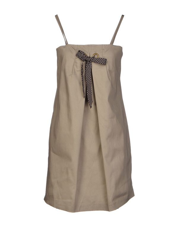沙色 PAUL & JOE SISTER 短款连衣裙