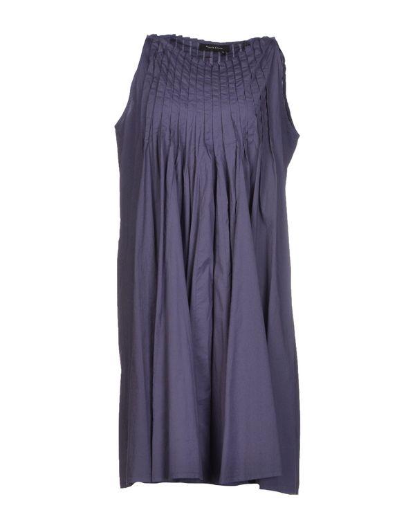 紫色 MANILA GRACE 短款连衣裙