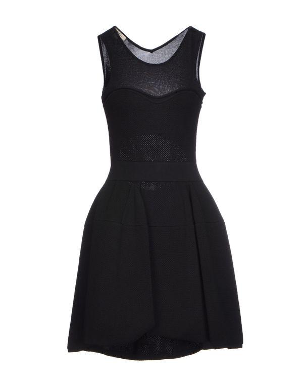 黑色 PINKO 短款连衣裙