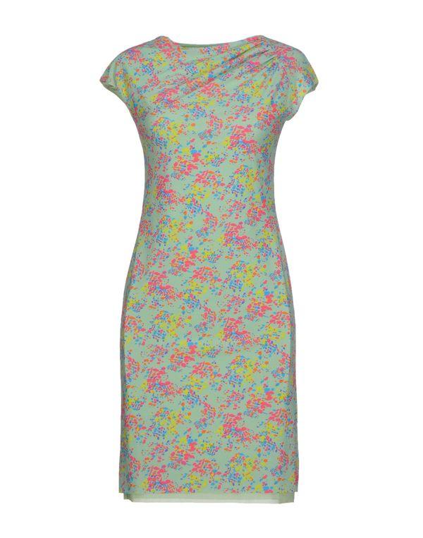 浅绿色 ALMERIA 短款连衣裙