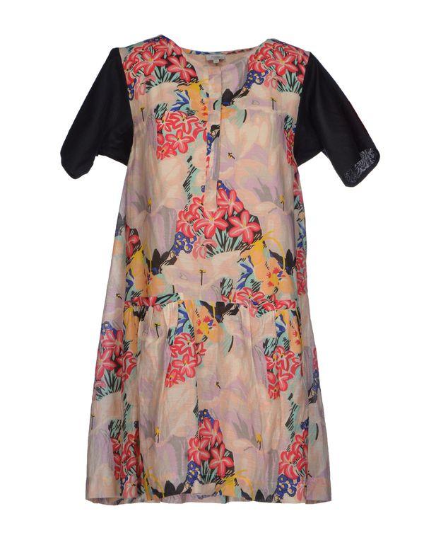 浅粉色 HOSS INTROPIA 短款连衣裙