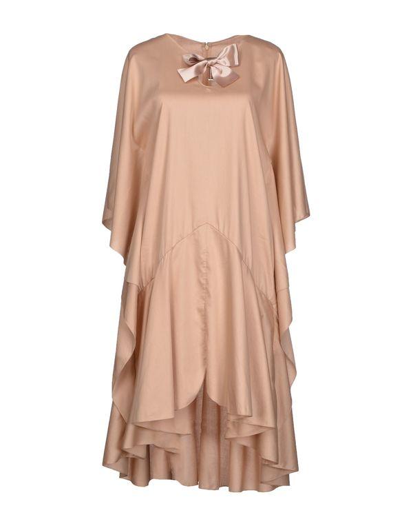 沙色 ALEXIS MABILLE 短款连衣裙