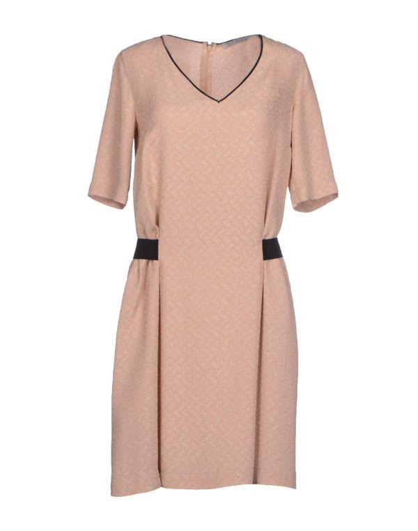 裸色 PINKO GREY 短款连衣裙