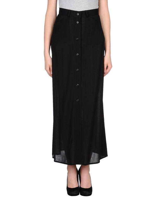 黑色 ASPESI 长裙
