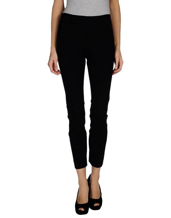 黑色 RALPH LAUREN BLACK LABEL 裤装