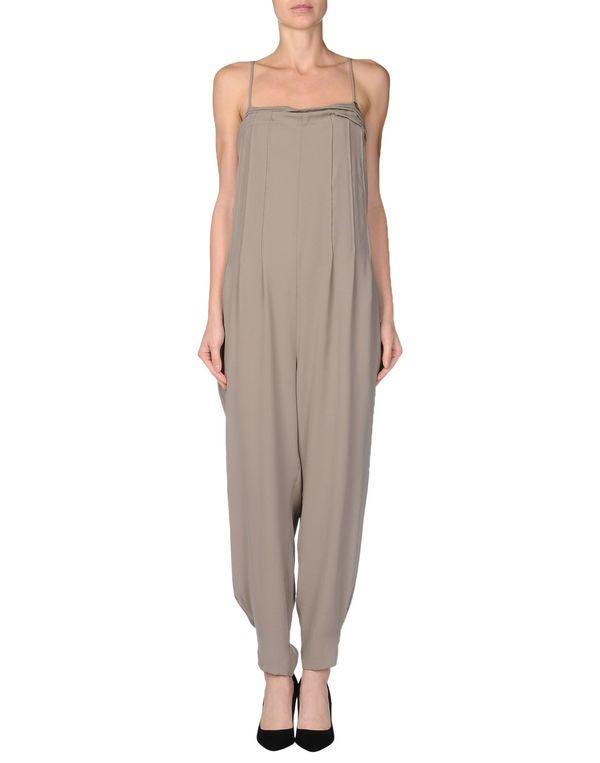 灰色 LIU •JO 连身长裤