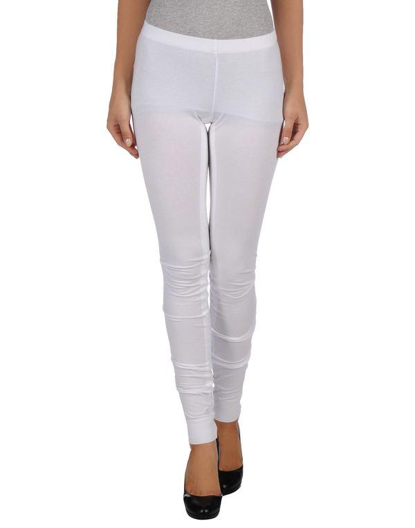 白色 LIVIANA CONTI 裤装