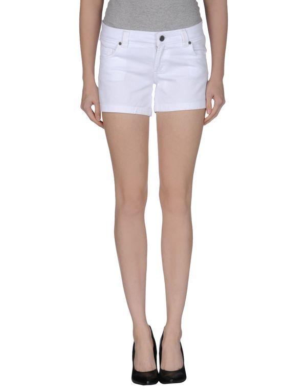白色 SUNDEK 短裤