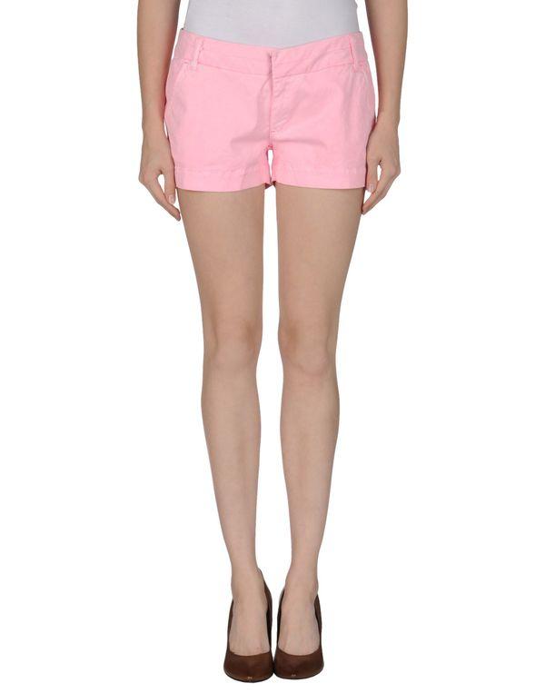 粉红色 SUNDEK 短裤