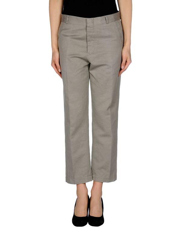 灰色 M.GRIFONI DENIM 裤装