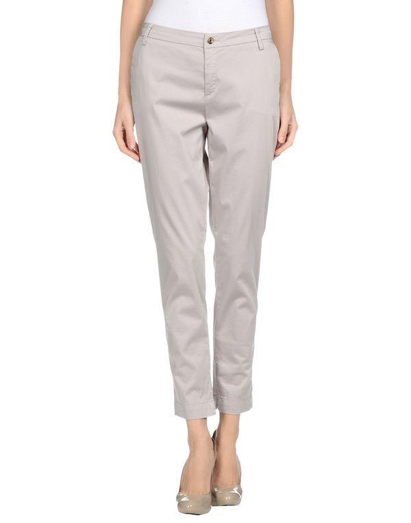 淡灰色 LIU •JO JEANS 裤装