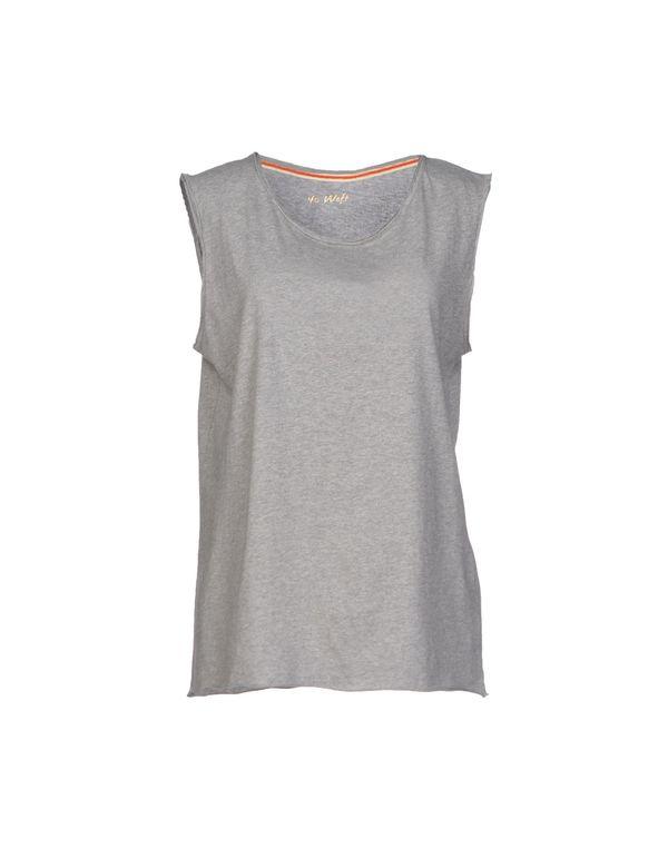 灰色 40WEFT 上衣