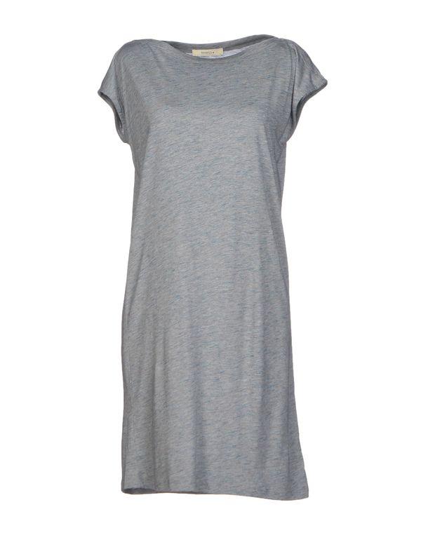 灰色 SESSUN 短款连衣裙