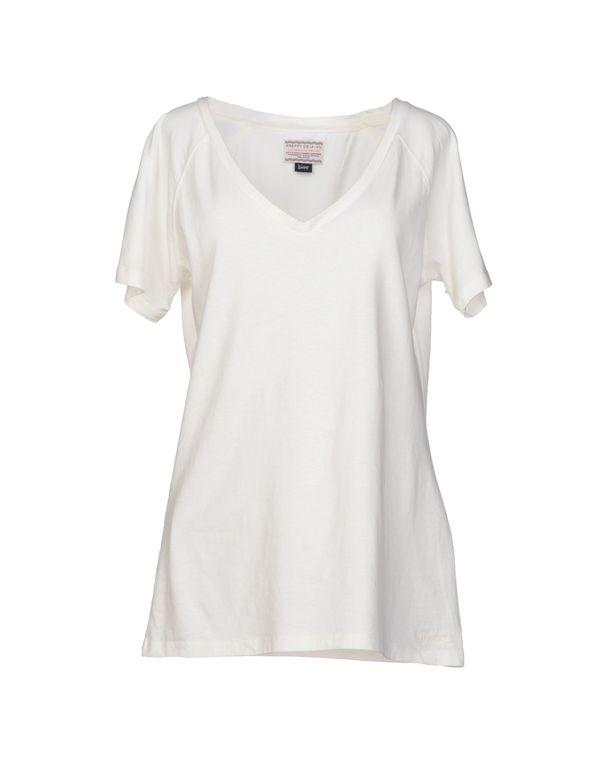 象牙白 VINTAGE 55 T-shirt