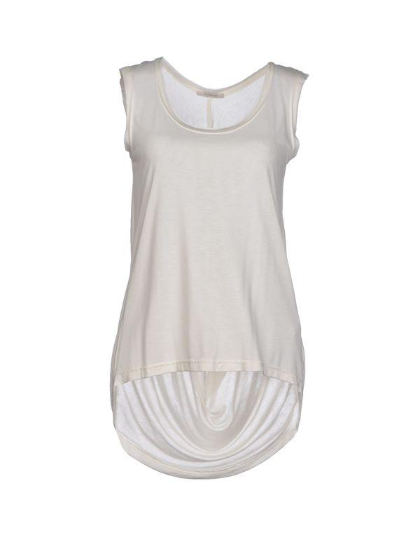 白色 NOSHUA T-shirt