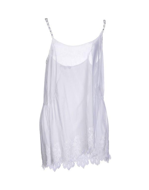 白色 TWIN-SET SIMONA BARBIERI 上衣