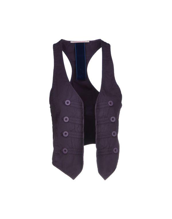 紫色 NOLITA 上衣