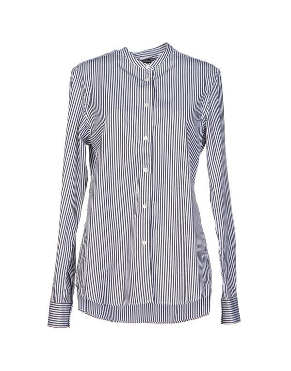 黑色 ASPESI Shirt