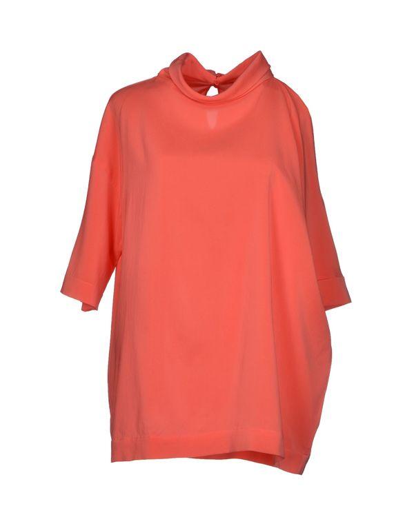 珊瑚红 BRUNELLO CUCINELLI 女士衬衫
