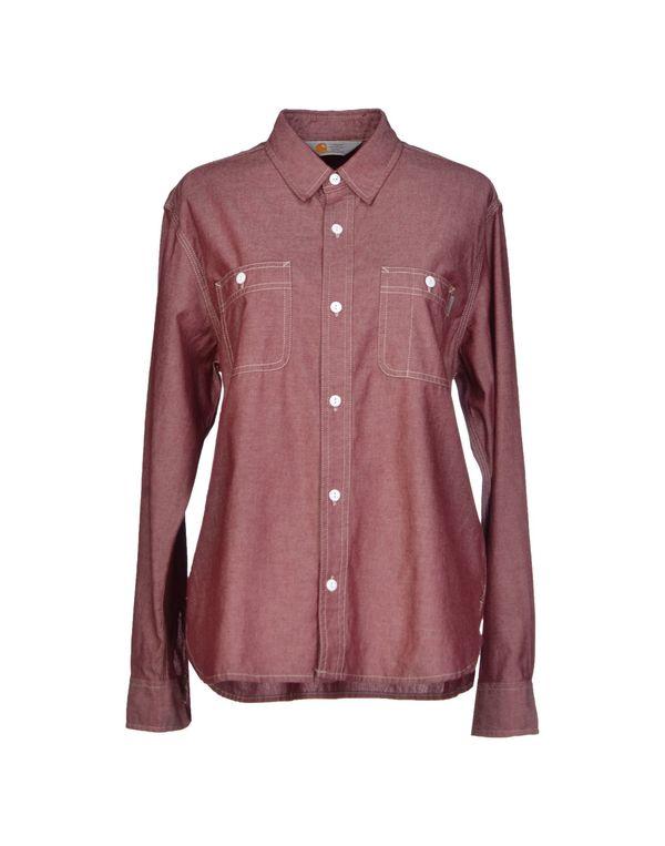 砖红 CARHARTT Shirt