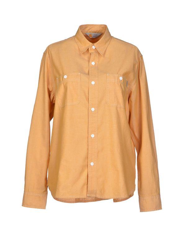 赭石色 CARHARTT Shirt