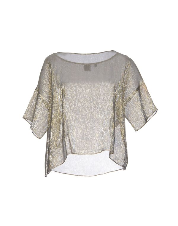 灰色 ASPESI 女士衬衫