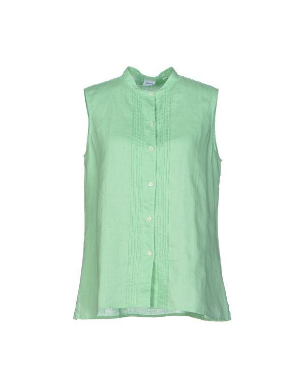 浅绿色 ASPESI Shirt