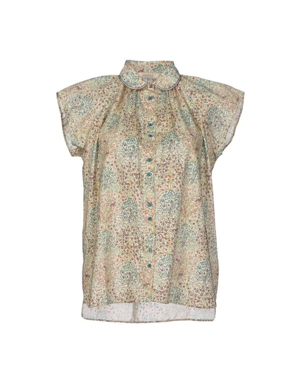 军绿色 SESSUN Shirt