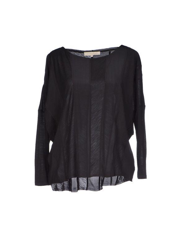 黑色 VANESSA BRUNO 女士衬衫