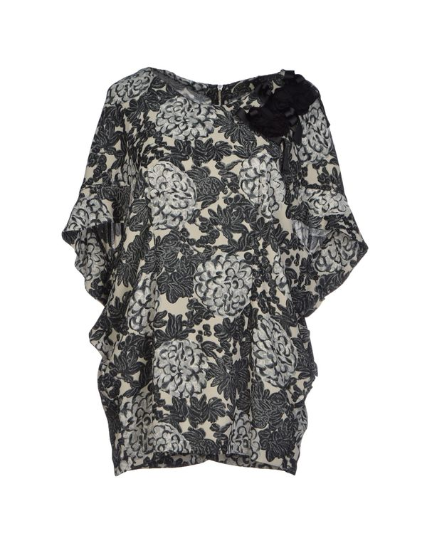 灰色 TWIN-SET SIMONA BARBIERI 女士衬衫