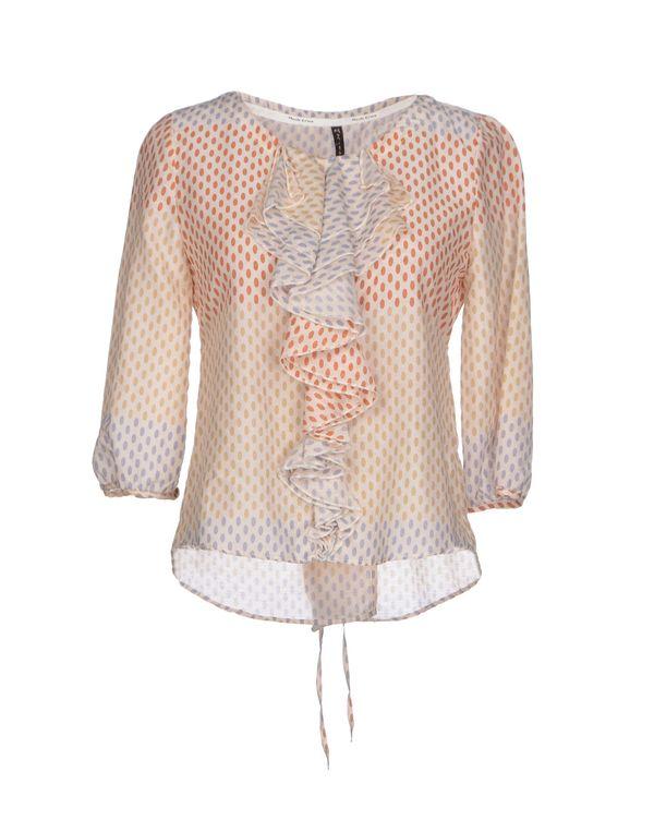 米色 MANILA GRACE 女士衬衫
