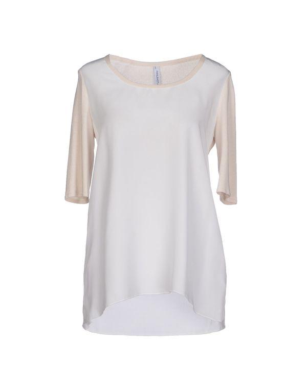 白色 PIANURASTUDIO 女士衬衫