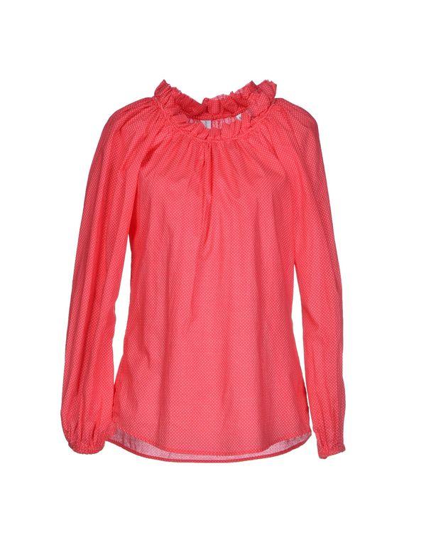 红色 ETICHETTA 35 女士衬衫