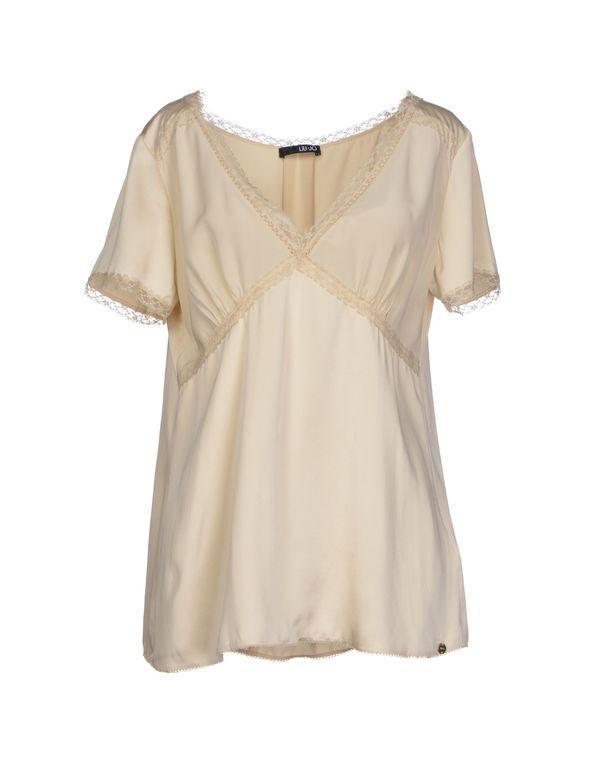 米色 LIU •JO 女士衬衫