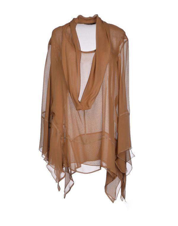 棕色 PLEIN SUD JEANIUS 女士衬衫