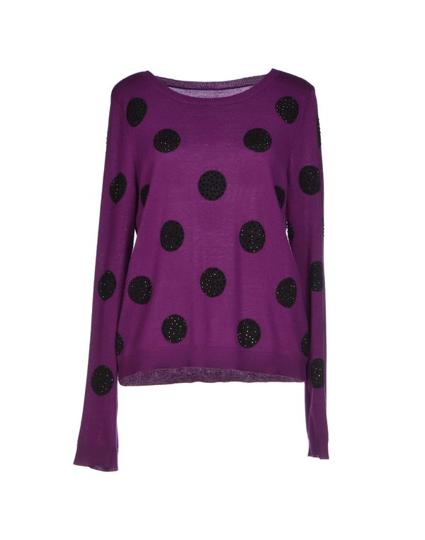 紫色 ALICE+OLIVIA 套衫
