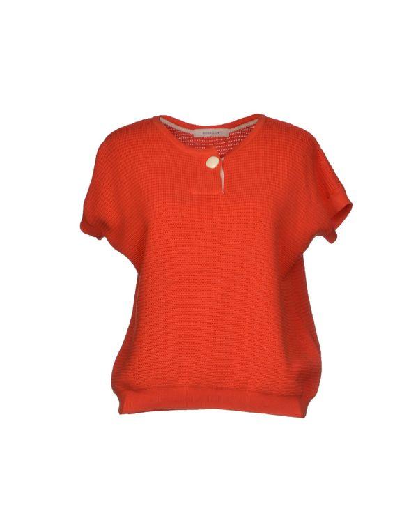 红色 SESSUN 套衫