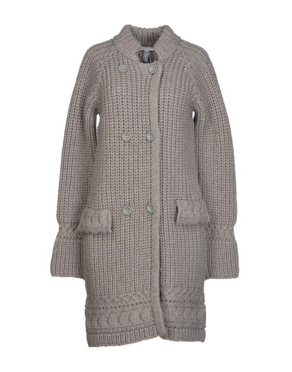 灰色 SCERVINO STREET 大衣